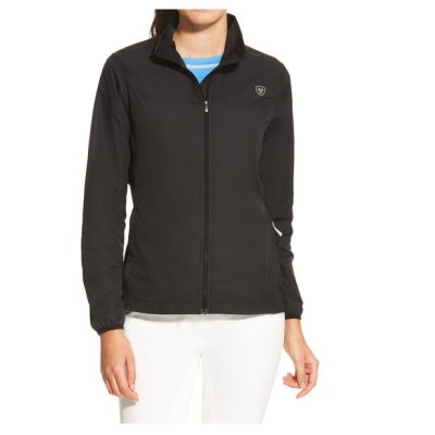 Ariat Ideal Windbreaker, musta