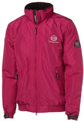 Mountain Horse Crew Jacket II junior, fuksia