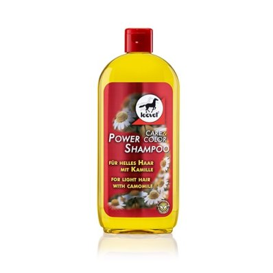 Leovet Power shampoo vaaleille hevosille, 500ml