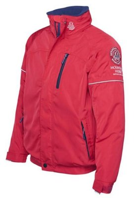 Mountain Horse Team Jacket Jr, punainen