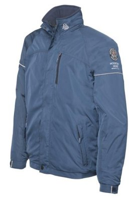 Mountain Horse Team Jacket Jr, tummansininen