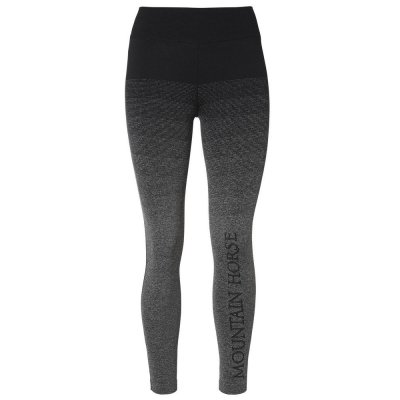 Mountain Horse Tindra Tech leggingsit, musta-harmaa