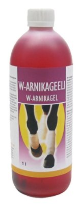W - arnikageeli, 1000ml